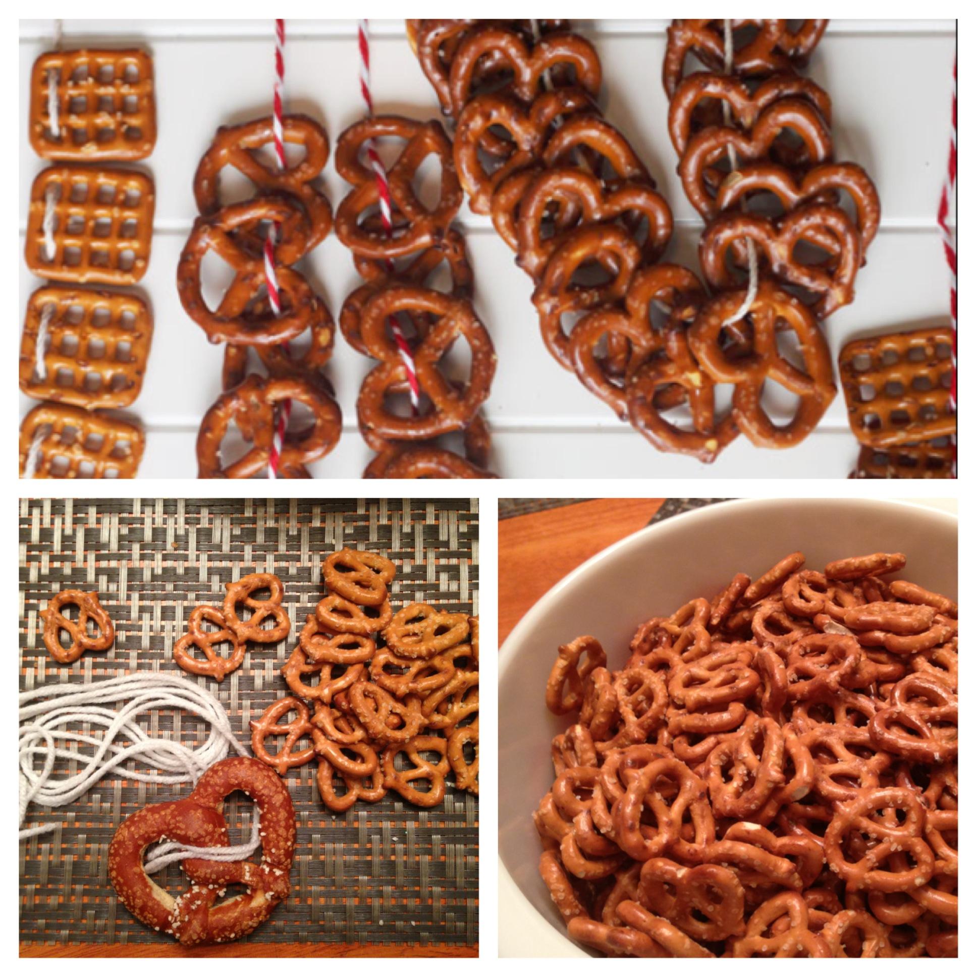 1000+ Images About Beer Festival Pretzel Necklaces On