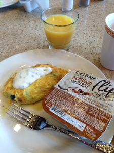 Chobani Breakfast