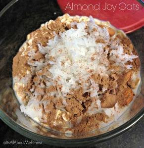 Almond  Joy Oats